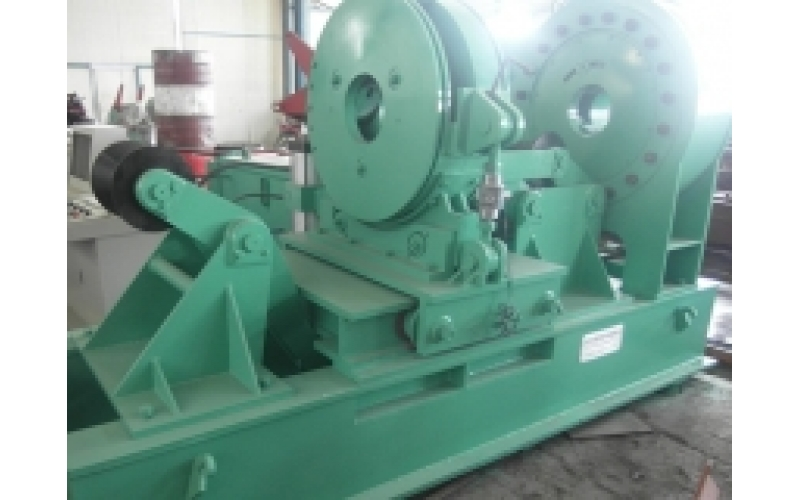 YNJG 400 bucking machine